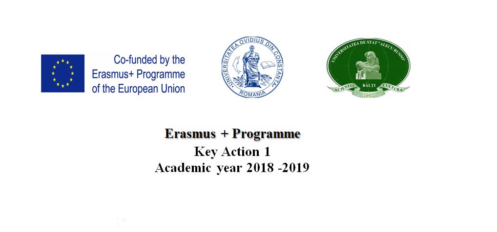 Programme Erasmus +