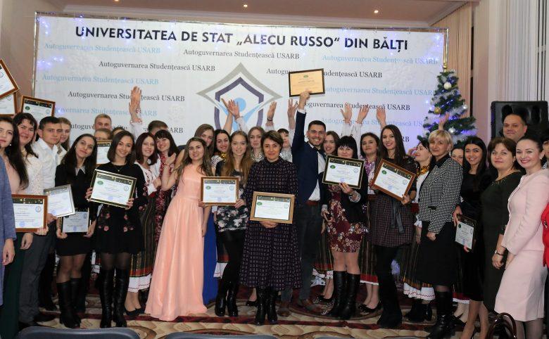 Gala Studenților USARB, care inspiră studenți