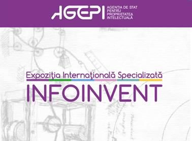 Expoziția Internatională Specializată,,Infoinvent-2019''