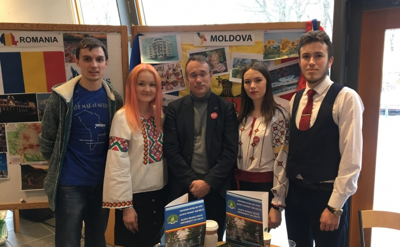 Mai mult de un deceniu de parteneriat eficient cu Universitatea din Volda, Norvegia