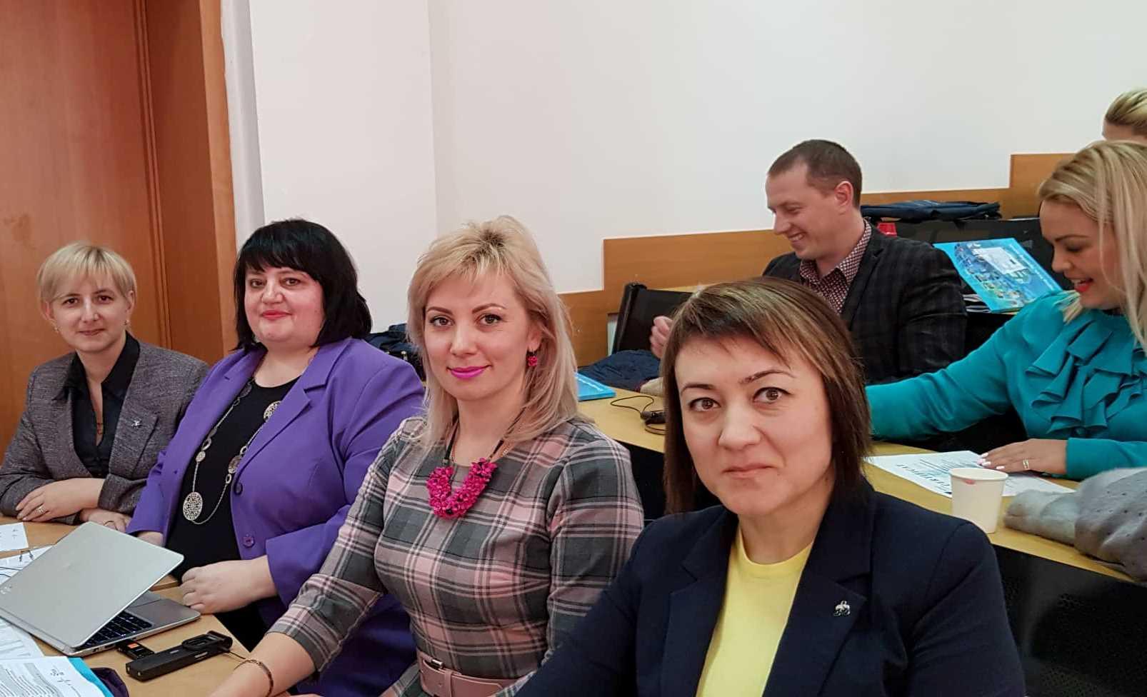 Misiune de asistență tehnică privind îmbunătățirea competențelor profesionale ale personalului academic din Republica Moldova