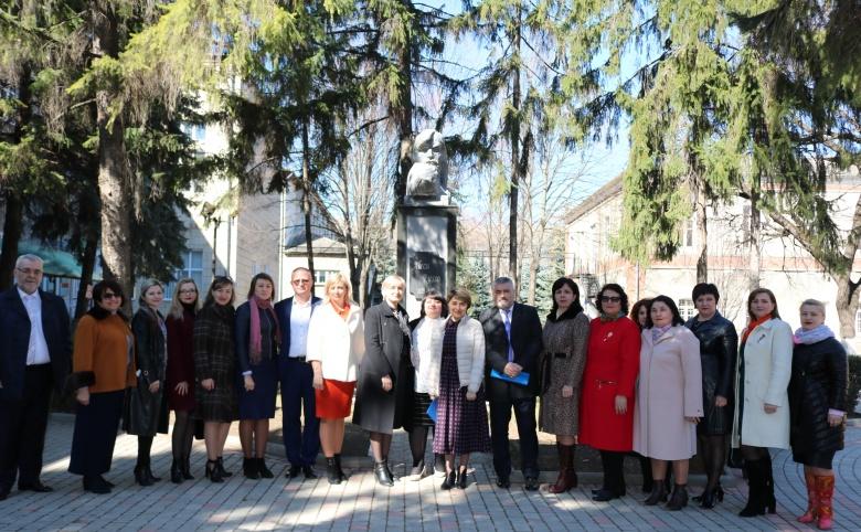 Comemorarea scriitorului român Alecu Russo, patronul spiritual al USARB