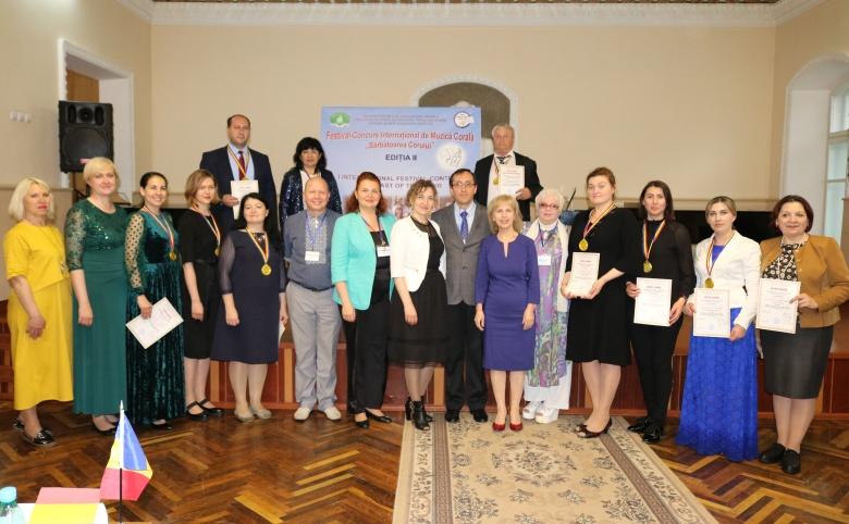 """Festivalul-Concurs Internațional """"Sărbătoarea corului"""" la a II-a ediție"""