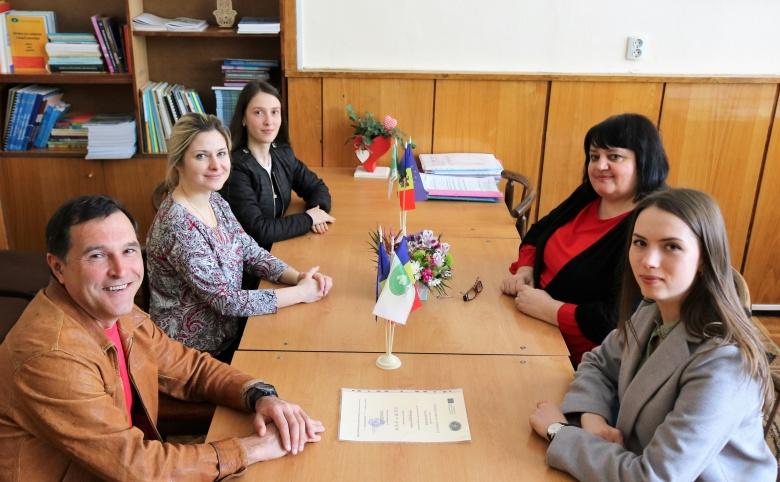 Mobilitate academică internațională Erasmus+ la USARB