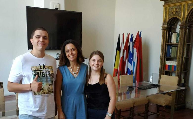 Mobilitate academică internațională Erasmus+ la Universitatea Internațională UniNettuno din Roma
