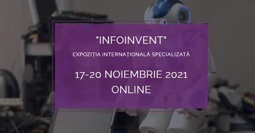 """Expoziția Internațională Specializată (EIS),,INFOINVENT-2021"""""""