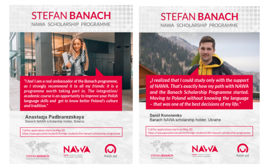 Programul de Burse Stefan Banach 2021/2022!