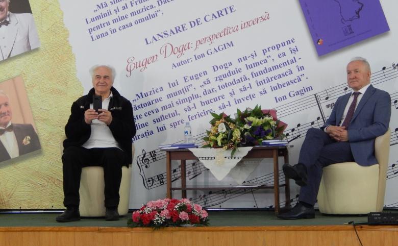 PALPÂND VEȘNICIA: lansare de carte, zi istorică în viața USARB