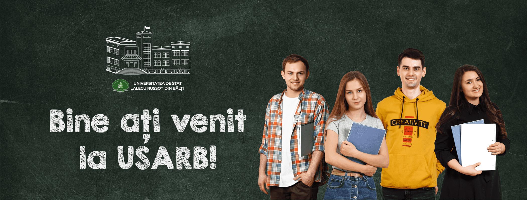 """usarb – Universitatea de Stat """"Alecu Russo"""" din Bălți"""