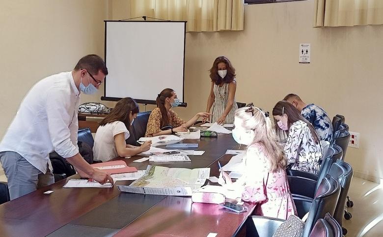Start mobilităților academice ale studenților USARB în Universitatea din Cordoba, Spania!