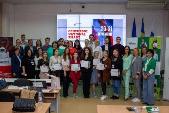 USARB a participat la Concursul Naţional SMART al ideilor de afaceri