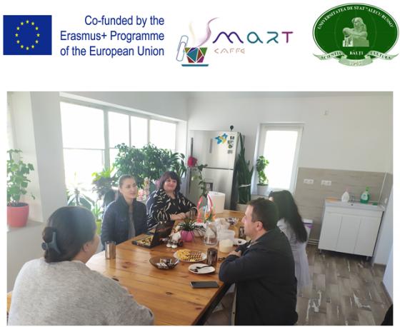 Vizita consorțiului proiectului SMART la SUA Link System- Compania de marketing digital IT