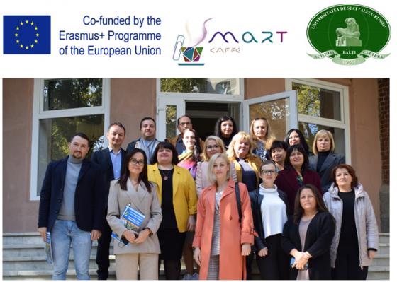 Reuniunea finală a consorțiului proiectului SMARTîn USARB